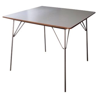 Eames DTM20 Folding Dining Table by Herman Miller