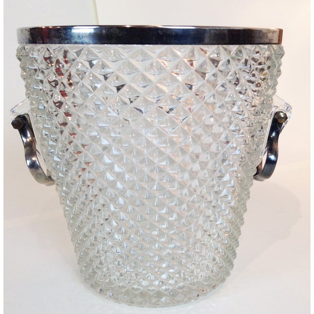 Pressed Glass Champagne Bucket - Image 2 of 8