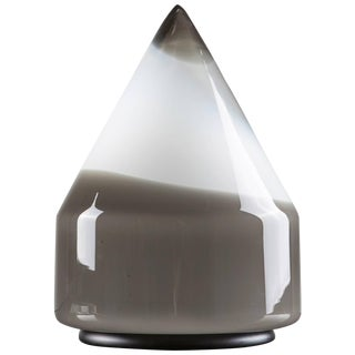 Italian 1960s Murano Glass Table Lamp