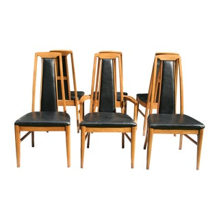 Mid-century Broyhill Dining Chairs - Set of 6