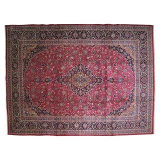 "Leon Banilivi Persian Mashad Carpet - 9'10"" X 13'2"""