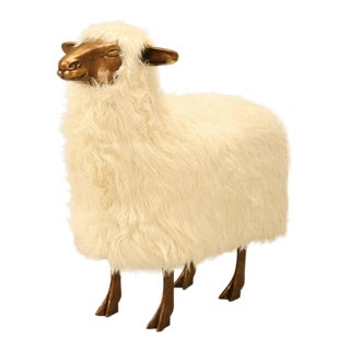 Life Size Sheep from the Old Plank Collection