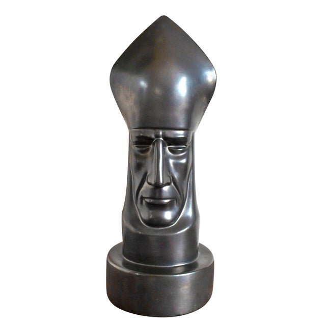 Image of Modern Gothic Peter Ganine Monumental Chess Piece