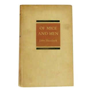 Of Mice and Men by John Steinbeck, 1937