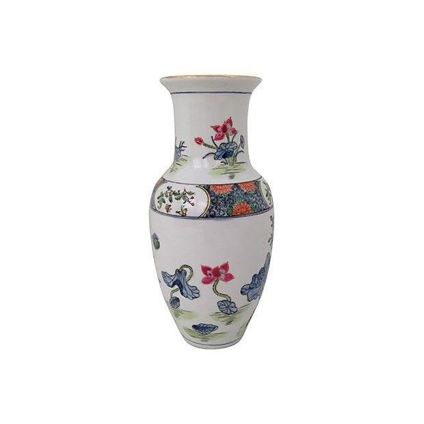 Chinoiserie Porcelain Vase - Image 3 of 5