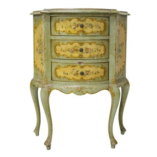 Italian Florentine Side Table