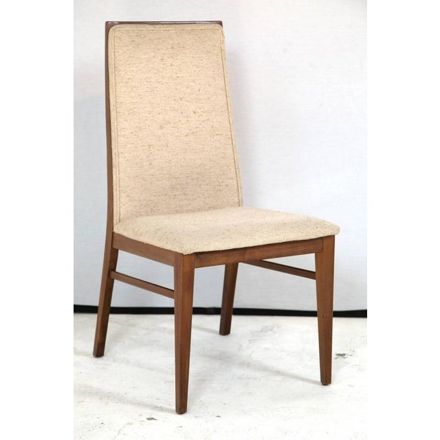 Milo Baughman for Dillingham Dining Chairs, Set of Four - Image 3 of 8