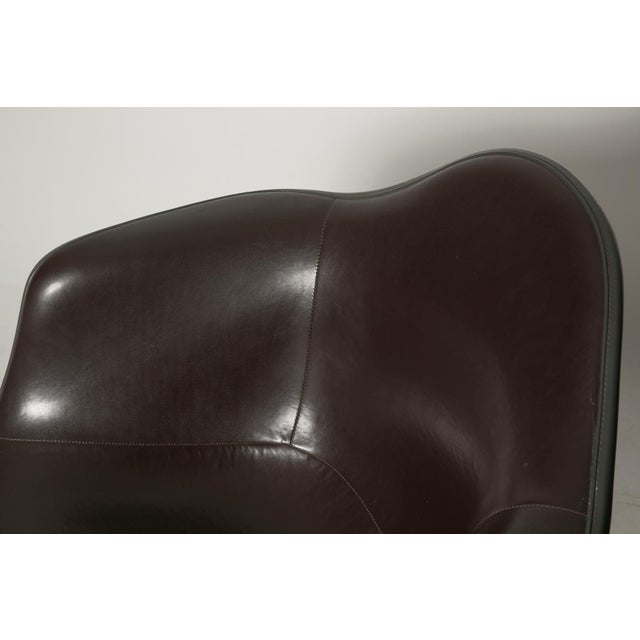 Eames Padded Shell Chair for Herman Miller - Image 4 of 7