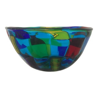 Murano Patchwork Bowl
