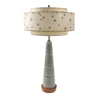 Raymor Attr. Vintage Ceramic Table Lamp