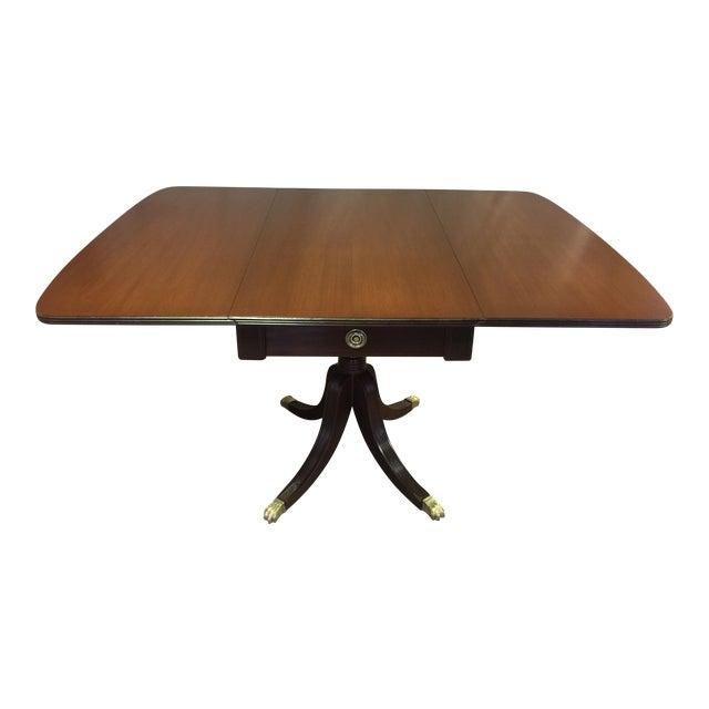 Antique Restored Drop Leaf Table - Image 1 of 10