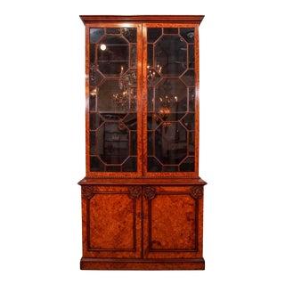 Antique English Bookcase
