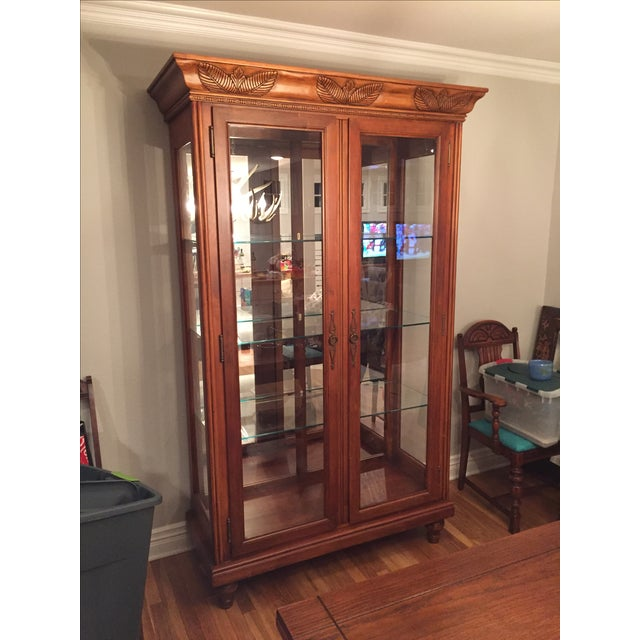 Image of Lexington Collection China Hutch