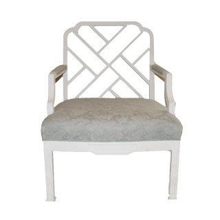 Antique Chippendale Arm Chair