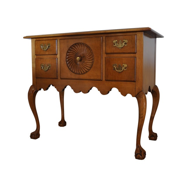 Baker Furniture Lowboy Chest Console - Image 1 of 8