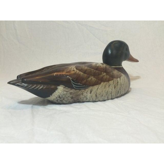 Image of Craig Fellows Eddie Bauer Duck Decoy