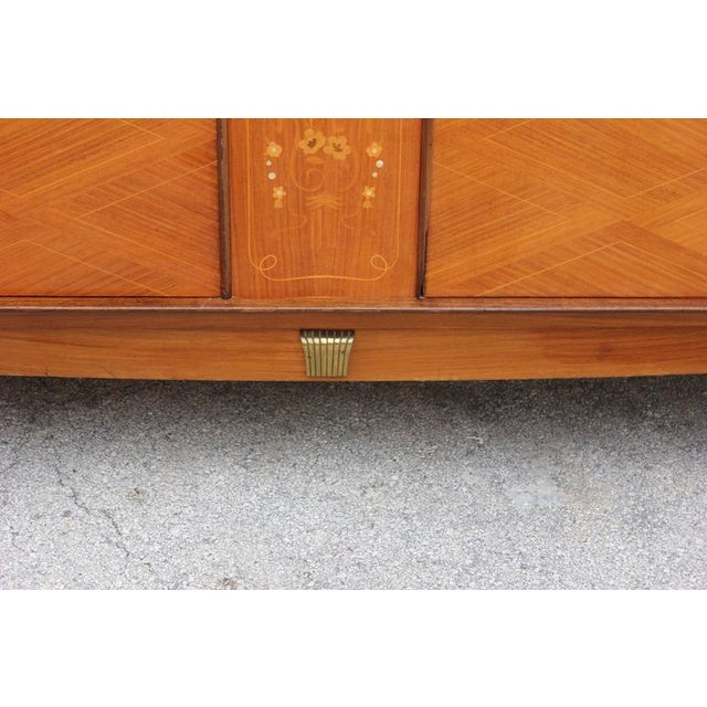 French Art Deco Palisander Sideboard - Image 8 of 10
