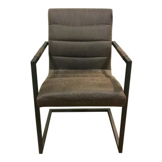 Halsten Leather Chair Pair Available