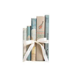 Vintage Book Gift Set: Latin Shores - Set of 5