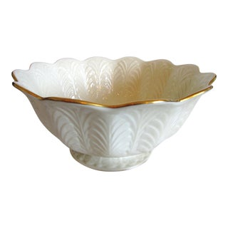 Lenox Greenfield Centerpiece Bowl