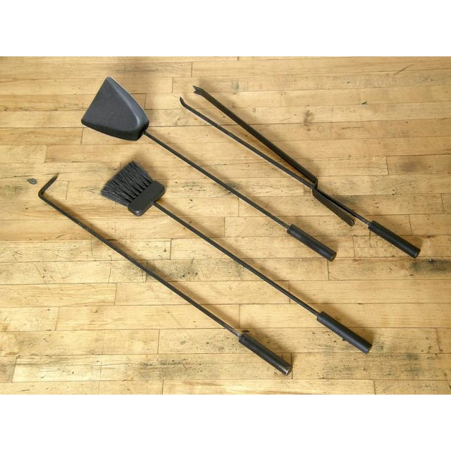 Image of Modernist Fireplace Tools