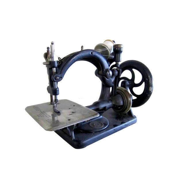 Willcox & Gibbs Co. Sewing Machine - Image 2 of 6