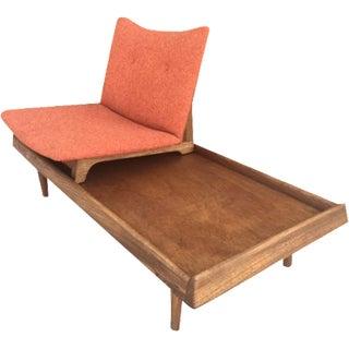 Mid-Century Modular Bench by Gerald McCabe