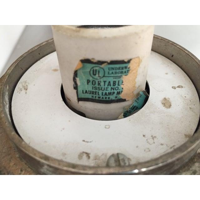 Image of Mid Century Modern Laurel Mushroom Lamp