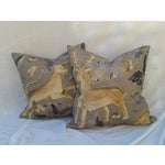 Image of Zoffany Mythical Animal Pillows - A Pair