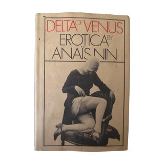 """Delta of Venus: Erotica,"" by Anais Nin"