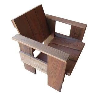 Redwood Indoor Outdoor Club Chair