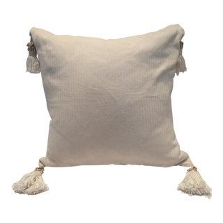 Large Balinese Throw Pillow
