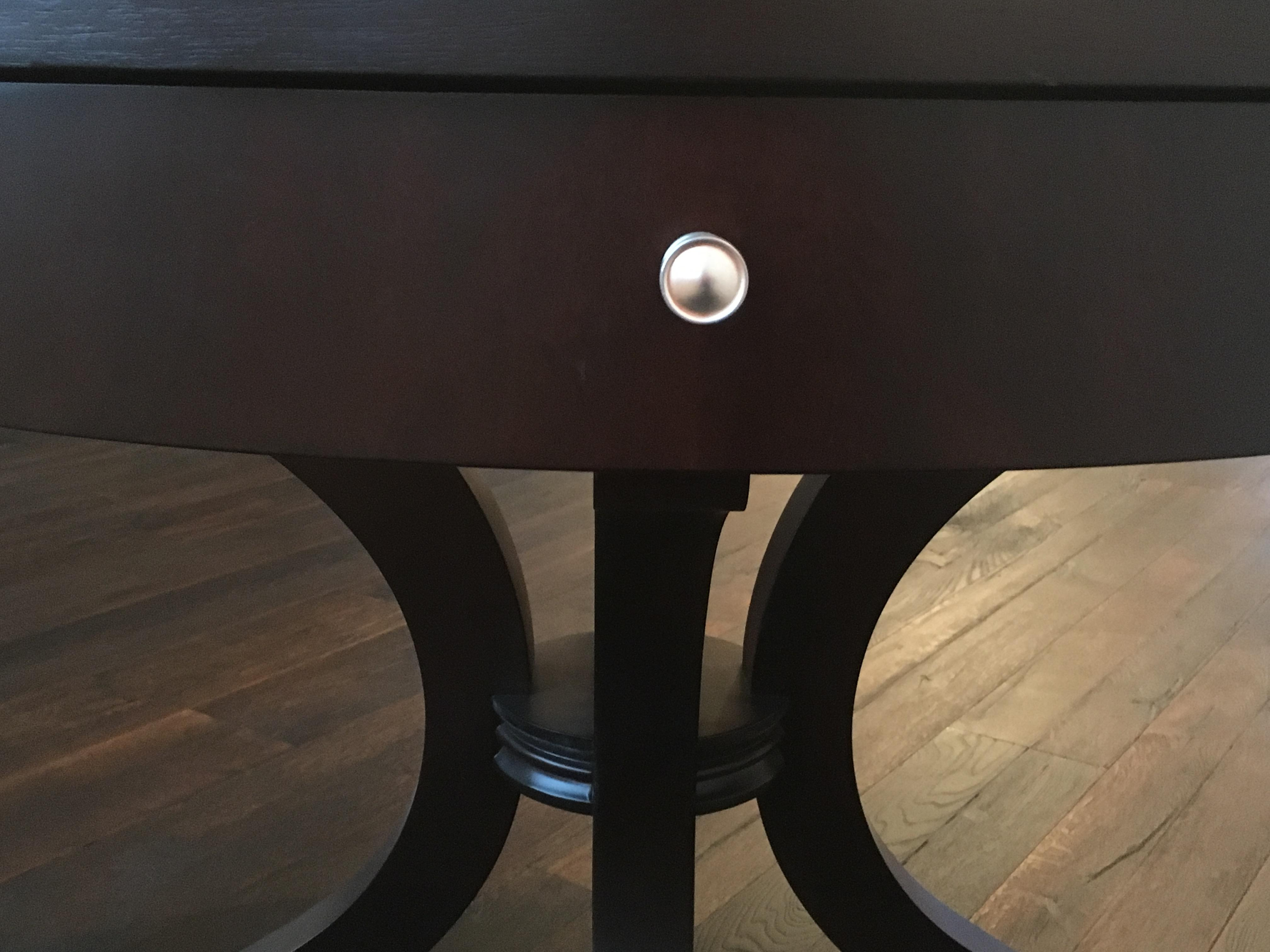Ethan Allen Wilshire Table   Image 5 Of 8