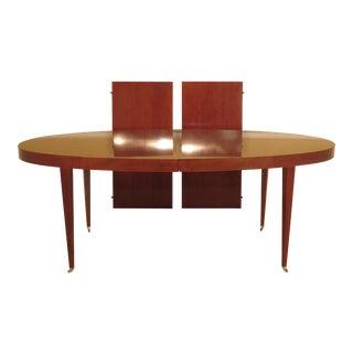 Baker Oval Modern Design Dining Room Table