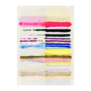 Kristi Kohut Sorbet Stripes Print