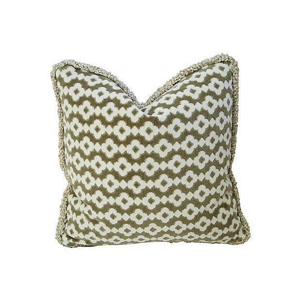 French Manuel Canovas Saint Remy Pillows - A Pair - Image 3 of 6