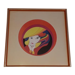 "John Luke Eastman ""The Sensuous Woman"" Print"