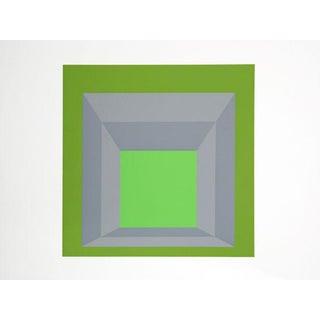 "Josef Albers ""Portfolio 2, Folder 17, Image 1"" Print"