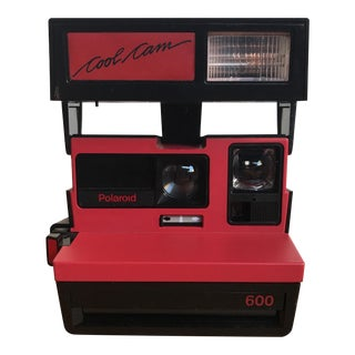 Vintage Polaroid Cool Cam 600 Camera