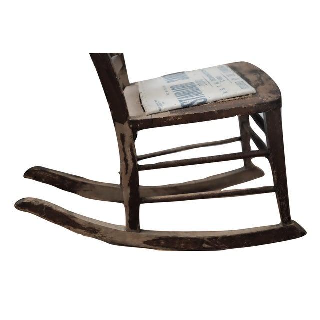 antique nursing rocking chair antique furniture