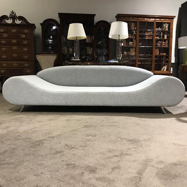 Light Gray Modern Concept Sofa - Image 6 of 6