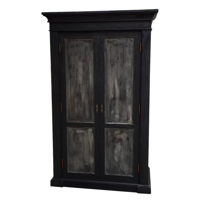 European Grand Scale Armoire - Image 1 of 5