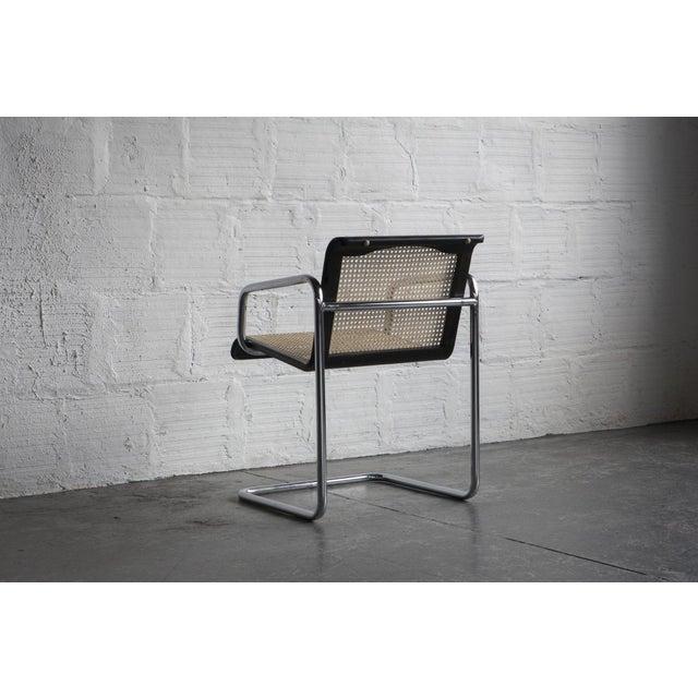 Marcel Breuer Style Armchair - Image 8 of 10