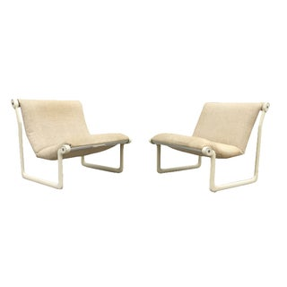 Hannah Morrison for Knoll Sling Lounge Chairs