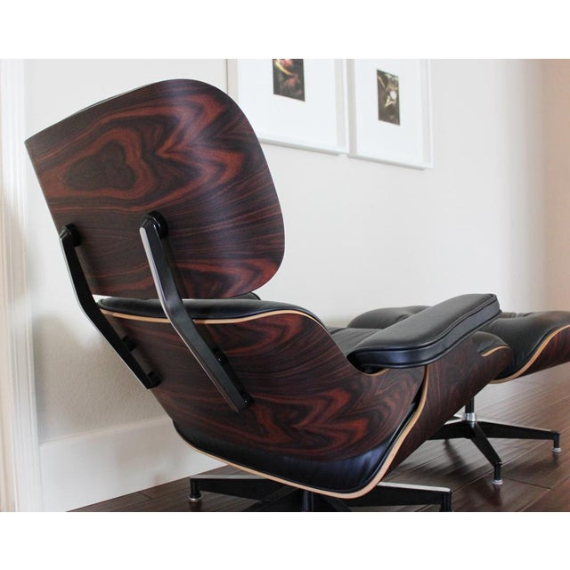 Herman Miller Eames Lounge Chair Amp Ottoman With Oiled