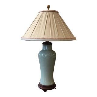 Maitland-Smith Celadon Table Lamp