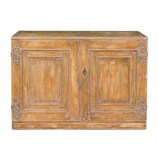 Sarreid LTD Rustic Pine Cabinet