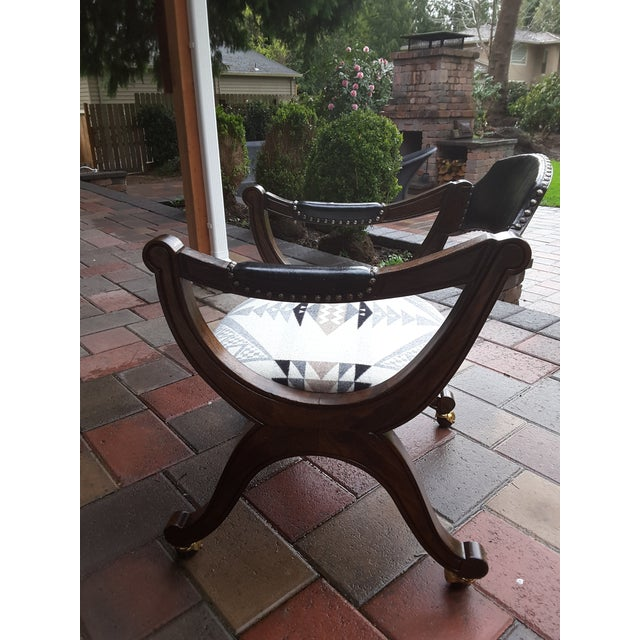 Mid-Century Empire Chair - Image 5 of 9