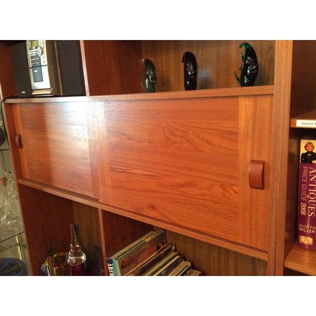 2-Piece Danish Modern Bookcase - Image 10 of 10