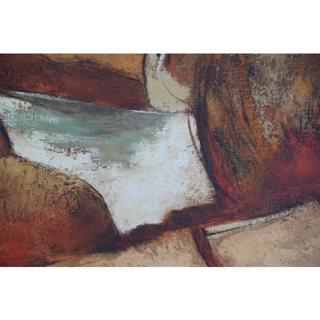 1960s Oil Painting by Darwin Musselman - Image 4 of 6